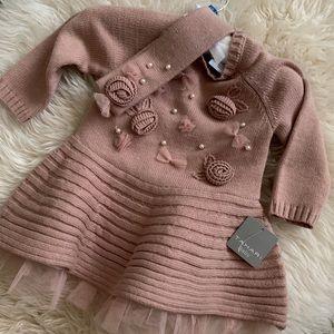 Sweater Dress   Baby Girl   Tahari